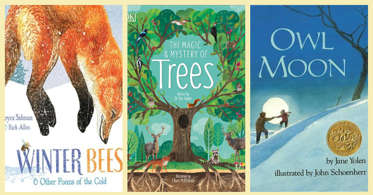nature books recommended for children