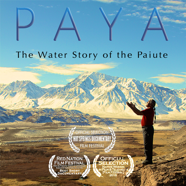 Paya- The Water Story of the Paiute